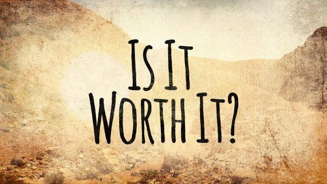Is it Worthit?