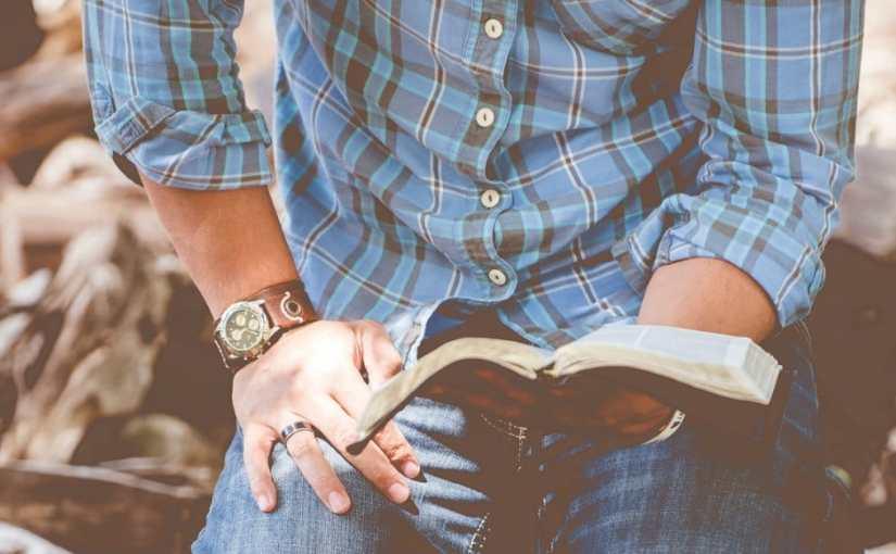 "Meditation Monday: ""Grab onto His Word and ask ?'s"""