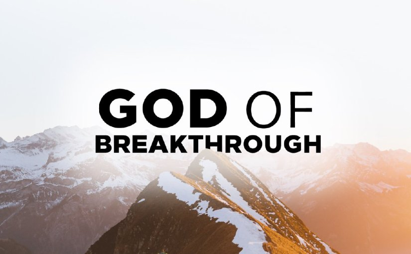 "TBT: ""God of the Breakthrough"""